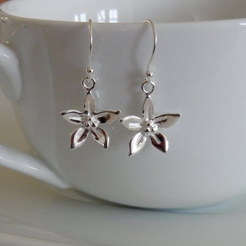 Wildflower Drop Earrings