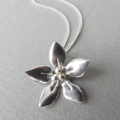 Wildflower Pendant - Small