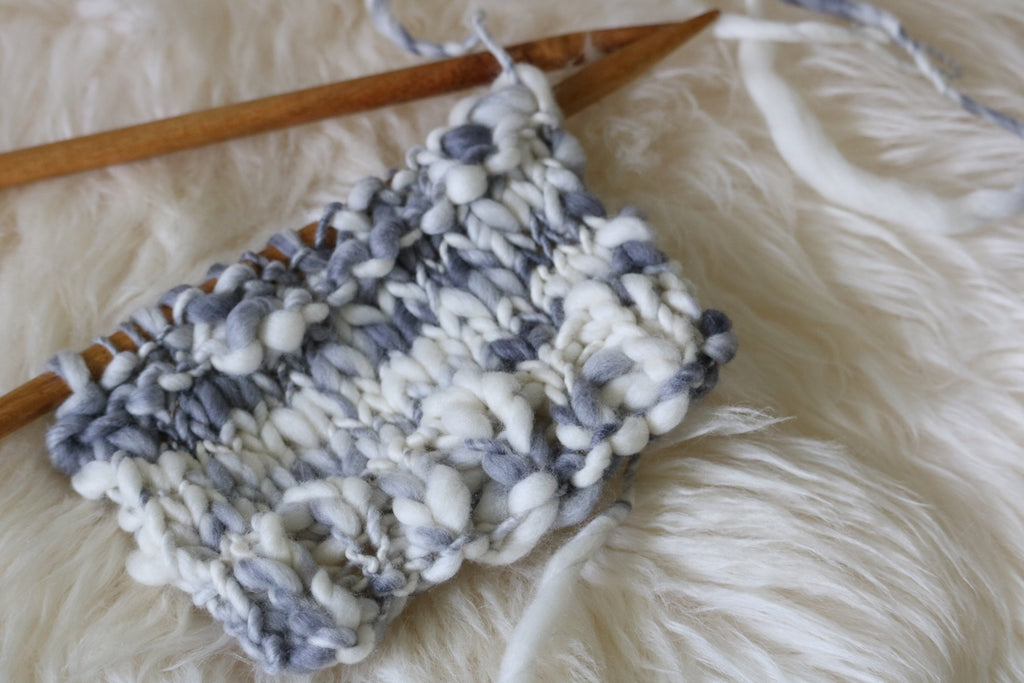 Cumulus Cloud Thick & Thin Troelli Yarn
