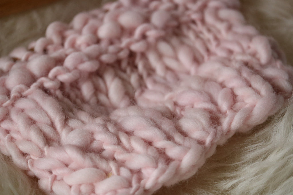 Cotton Candy Clouds Thick & Thin Troelli Yarn