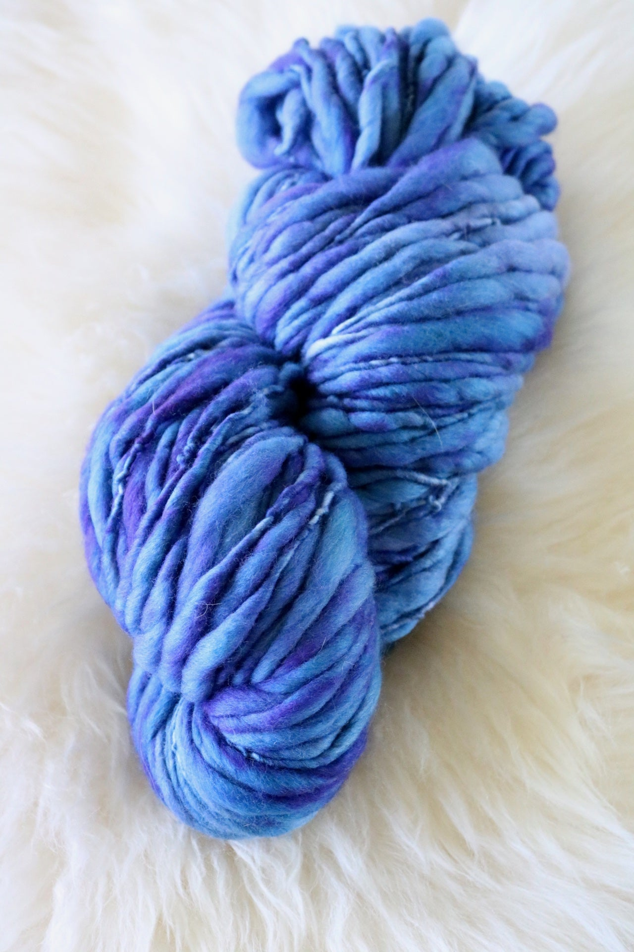 Lake McDonald Thick & Thin Troelli Yarn