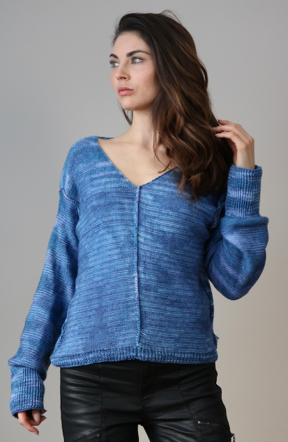 Liberty V-Neck Sweater