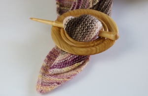 Ashwood Shawl Pin