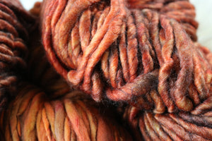 Gentility Yarn Fire Element Colours