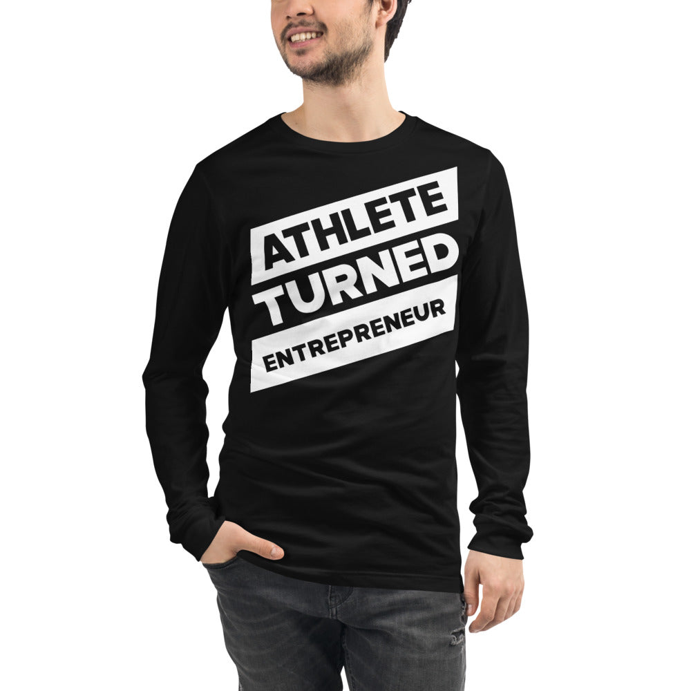 Entrepreneur Long Sleeve Tee