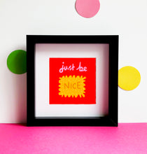 Load image into Gallery viewer, Nice Biscuit - square giclee illustration print