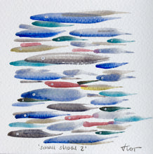 Load image into Gallery viewer, Fish Watercolour Painting