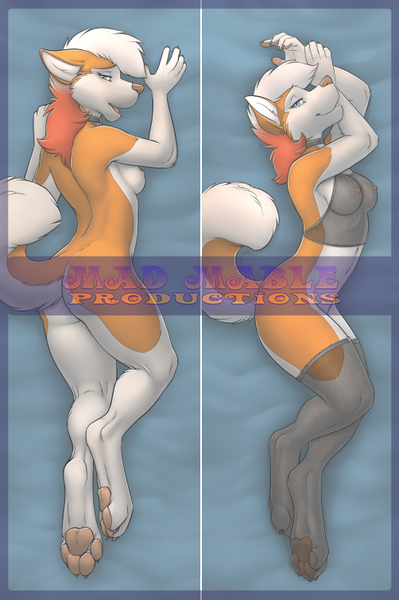 Kineta - by Zaush - Dakimakura Cover