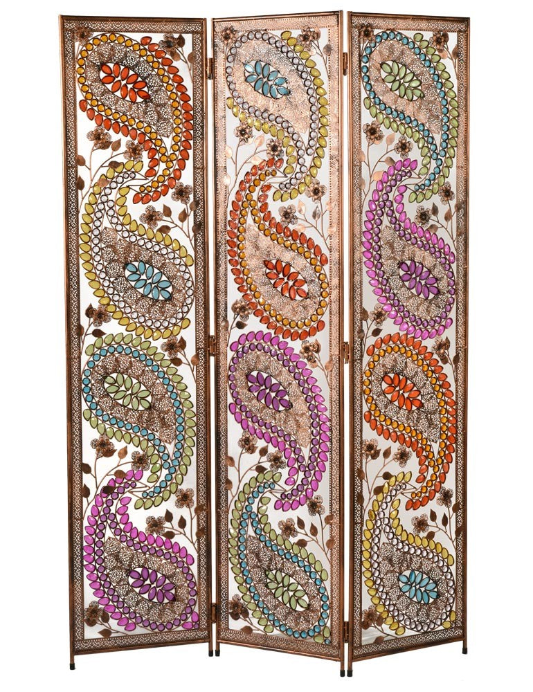 Jaipur Jewelled dressing screen