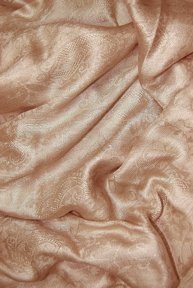 Milky coffee colour scarf