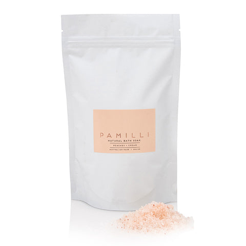 Peaches & Cream Bath Soak