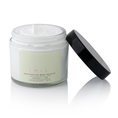 Body Souffle - Coconut & Lime  NEW!