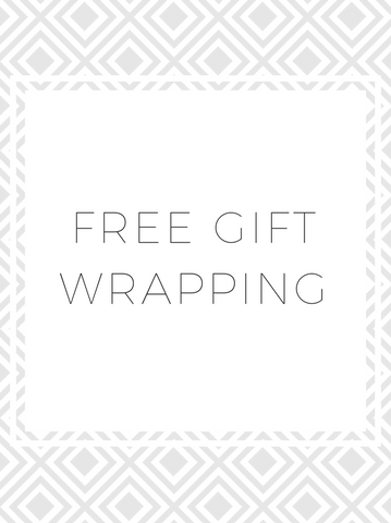 Pamilli Free Gift Wrapping