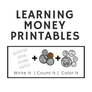 Money Printables