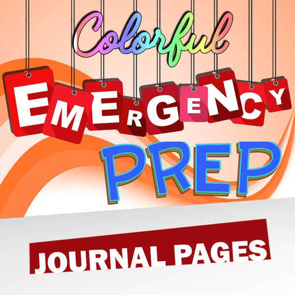 Family Emergency Preparation Plan PDF Pages