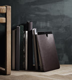 iPad sleeve - dark brown