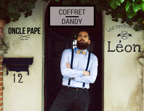 Coffret dandy Oncle Pape