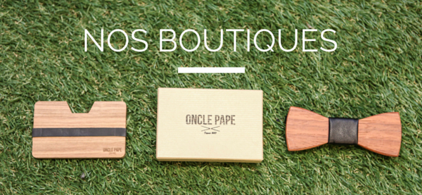 Les distributeurs Oncle Pape