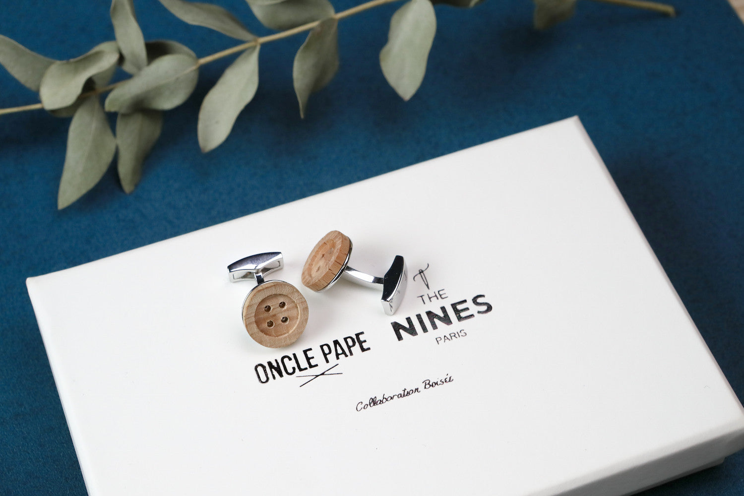 Coffret Oncle Pape x The Nines - Blue