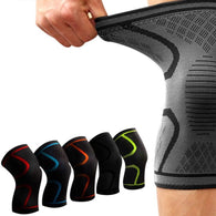 Universal Basketball Running Gym Sports Knee Compression Joint Pain Relief Sleeve Supports Braces