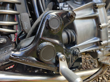 Load image into Gallery viewer, CX500 Frame Plugs - Cafe Racer, Scrambler, Tracker, Bobber