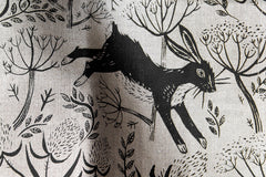 Leaping Hare Teatowel