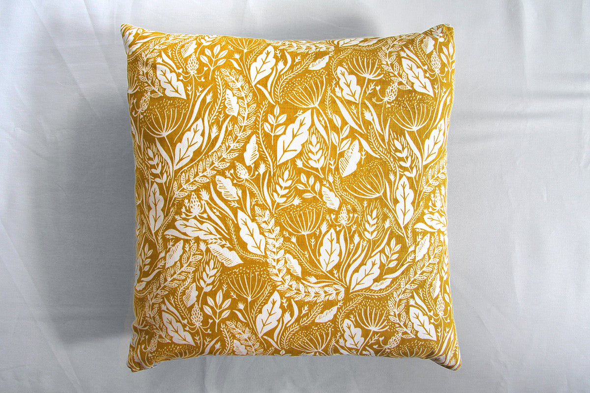 Wildflower Cushion