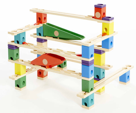 Quadrilla Marble Run – The Autobahn