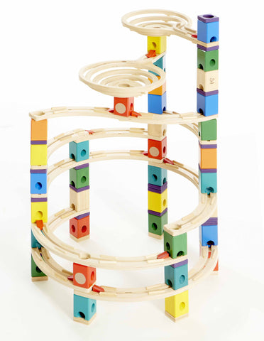Quadrilla Marble Run – The Cyclone