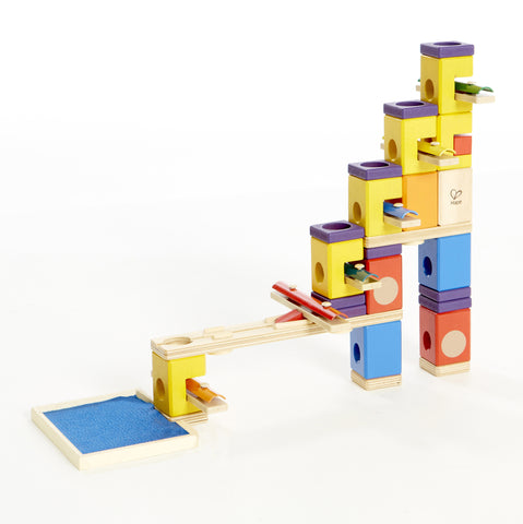Quadrilla Marble Run – Music Motion