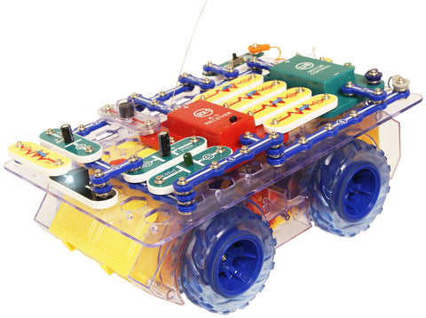 Elenco Snap Rover Radio Controlled Car