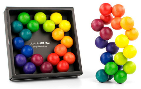 Playable Art - Ball