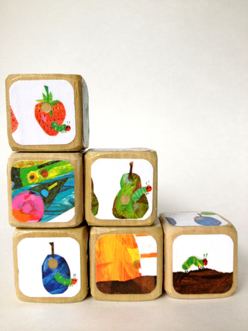 Storybook Blocks - The Very Hungry Caterpillar