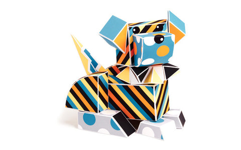 Build-Your-Own Paper Kit - Dog