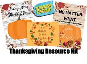 Thanksgiving Resource Kit