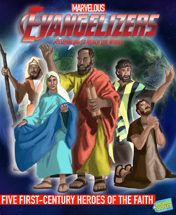 Free Marvelous Evangelizers Sample Lesson