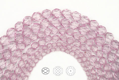 crystal-pink-shimmer-coated-czech-fire-polished-round-faceted-glass-beads-16-inch-strand-PJB-FP4-CryPinkShimmer102