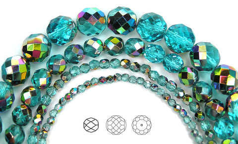 czech-fire-polished-beads-aqua-vitrail