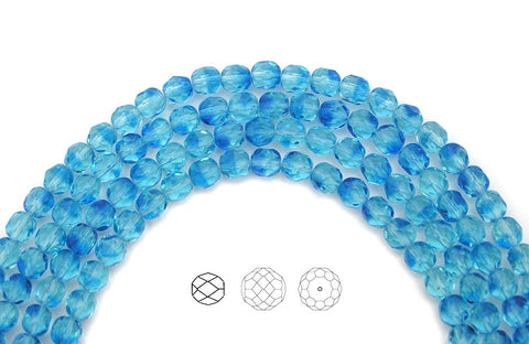 atlantis-2-tone-czech-fire-polished-round-faceted-glass-beads-16-inch-strand-PJB-FP6-Atlantis68