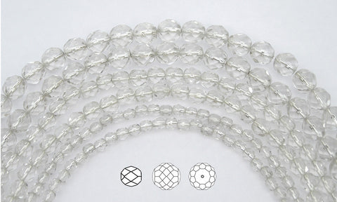 crystal-silver-lined-czech-fire-polished-round-faceted-glass-beads-16-inch-strand-PJB-FP4-CrySilverLined102