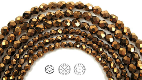 czech-fire-polished-beads-jet-gold-bronze-PJB-FP4-JetGoldBronze102