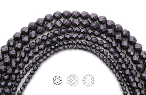 purple-carmen-metallic-pearl-czech-fire-polished-round-faceted-glass-beads-faceted-pearls-PJB-FP4-PurpleCarmen102