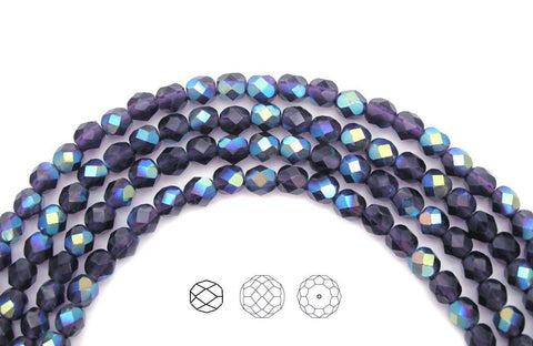 tanzanite-ab-coated-czech-fire-polished-round-faceted-glass-beads-16-inch-strand-PJB-FP3-TanzaniteAB135