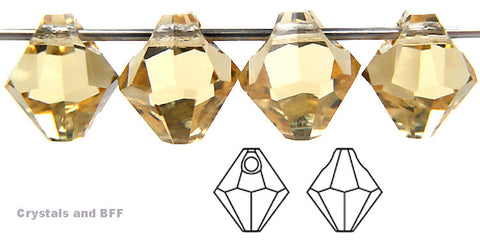 czech-mc-pendants-top-drilled-bicone-Light-Colorado-Topaz