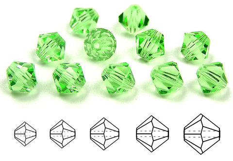 czech-mc-beads-bicone-Chrysolite