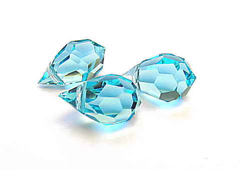 czech-mc-pendants-drop-Aqua