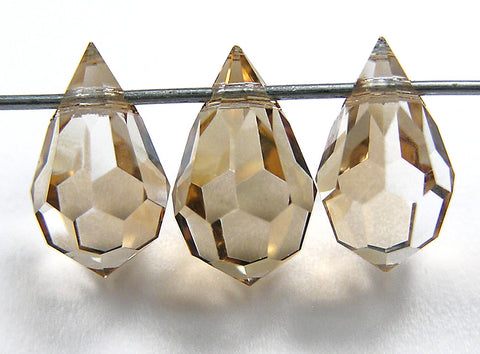 czech-mc-pendants-drop-Crystal-Honey