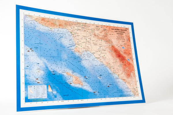 San Pedro Channel placemats (set of 4)