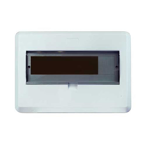 CBi Distribution Board 20 Way Steel with Steel Cover 3190795