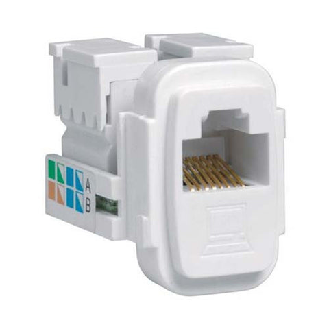 CBi PVC Data Socket Outlet Insert RJ45 DI645-P